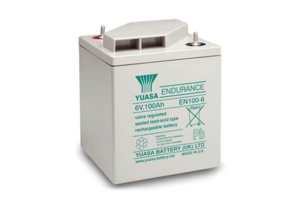 YUASA EN100-6 UPS Battery