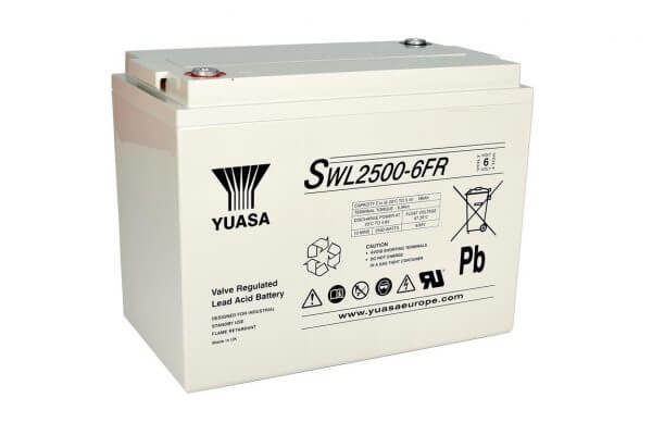 YUASA SWL2500-6FR UPS Battery