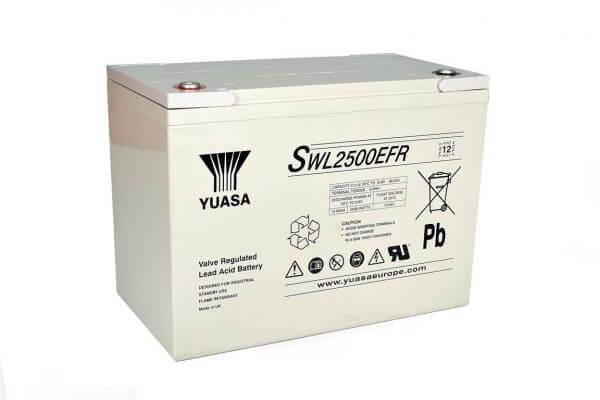 YUASA SWL2500EFR UPS Battery
