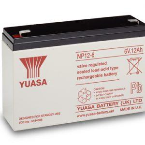 Yuasa NP12-6 UPS Battery