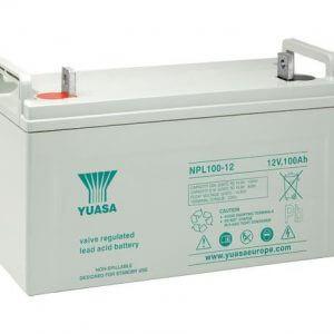 Yuasa NPL100-12 UPS Battery