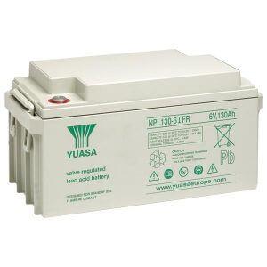 Yuasa NPL130-6IFR UPS Battery