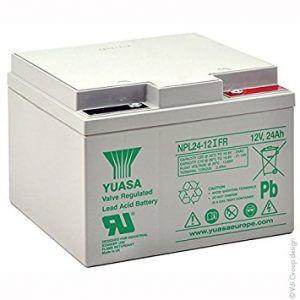 Yuasa NPL24-12IFR UPS Battery