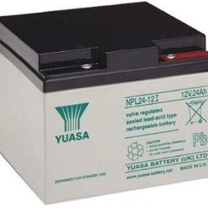 Yuasa NPL24-12i UPS Battery