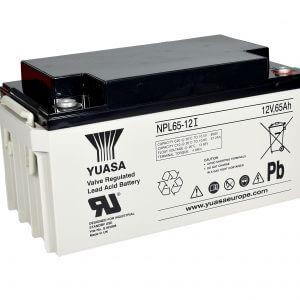 Yuasa NPL65-12I UPS Battery