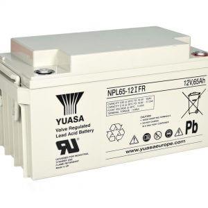 Yuasa NPL65-12IFR UPS Battery