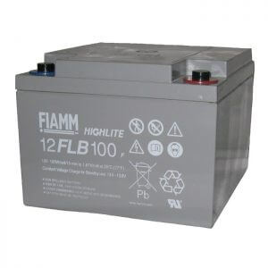 Fiamm 12FLB100 UPS Battery