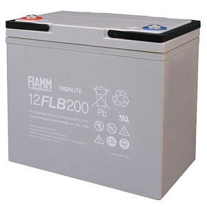 Fiamm 12FLB200 UPS Battery