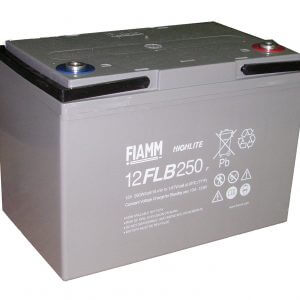 Fiamm 12FLB250 UPS Battery