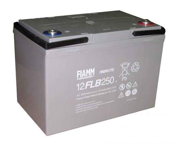 Fiamm 12FLB250 UPS Battery