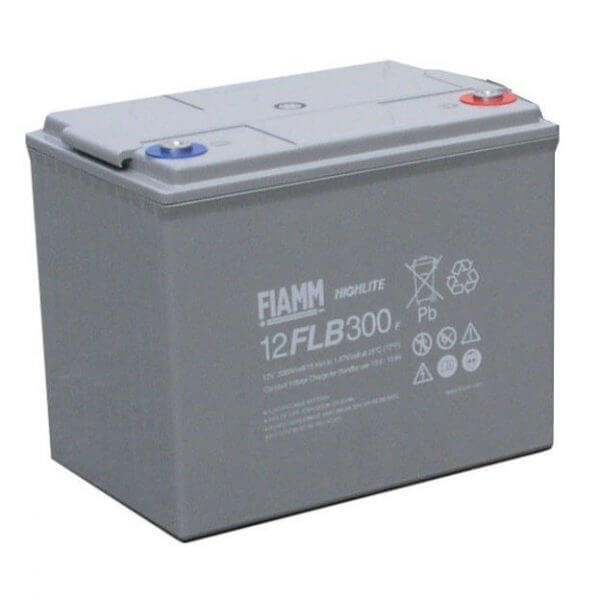 Fiamm 12FLB300 UPS Battery