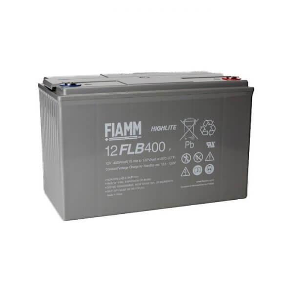 Fiamm 12FLB400 UPS Battery