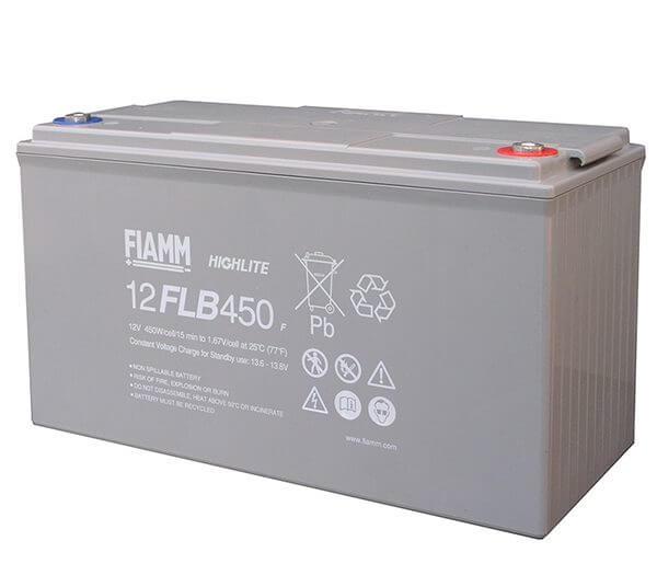 Fiamm 12FLB450 UPS Battery
