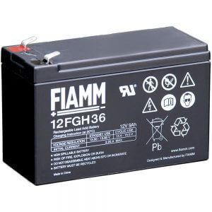 Fiamm 12FGH36 UPS Battery