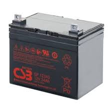 CSB GP12340 UPS Battery