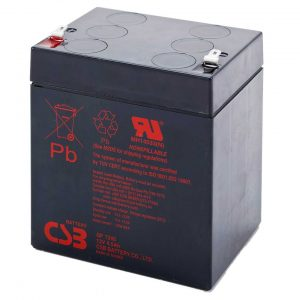 CSB GP1245 UPS Battery