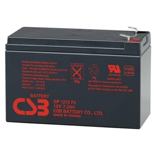 CSB GP1272F2 UPS Battery