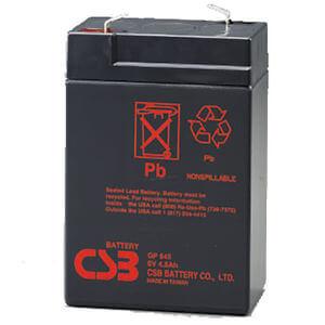 Yuasa GP645 UPS Battery
