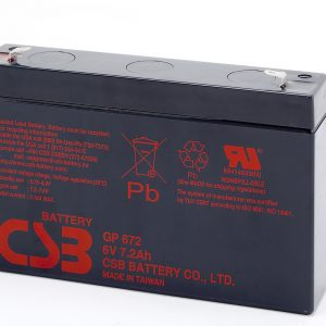 CSB GP672F2 UPS Battery