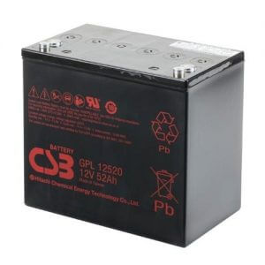 CSB GPL12520 UPS Battery