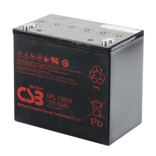 CSB GPL12520 UPS Battery