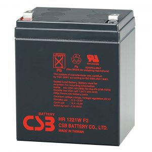 CSB HR1221W UPS Battery