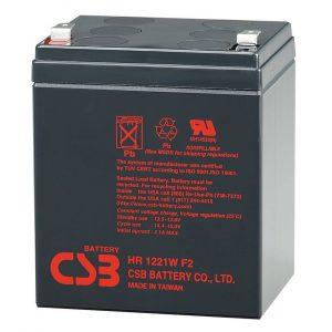 CSB HR1221W UPS Battery