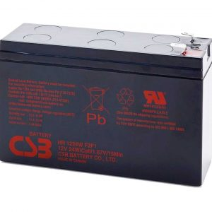 CSB HR1224W UPS Battery