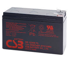 CSB HR1234W UPS Battery