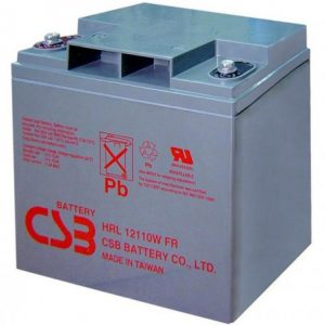 CSB HRL12110W UPS Battery