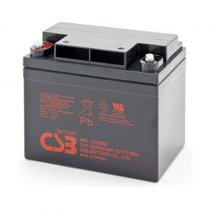 CSB HRL12150W UPS Battery