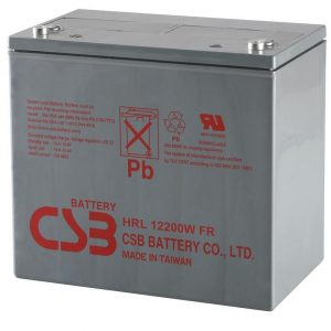 CSB HRL12200W UPS Battery