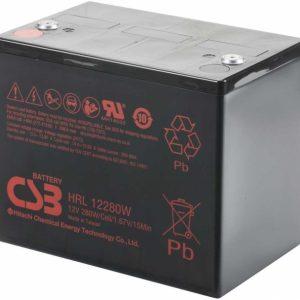 CSB HRL12280W UPS Battery