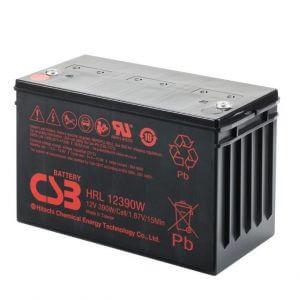 CSB HRL12390W UPS Battery