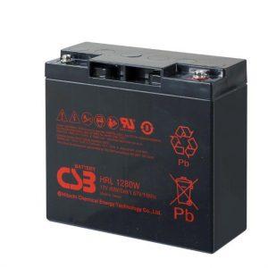 CSB HRL1280W UPS Battery