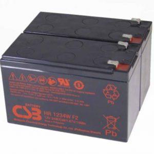 RBATT109 Replacement Batteries for APC UPS #109