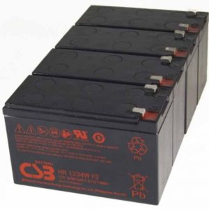 RBATT116 Replacement Batteries for APC UPS #105