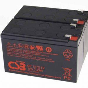 RBATT123 Replacement Batteries for APC UPS #123