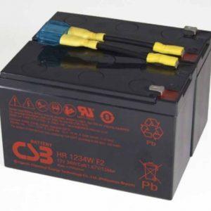 RBATT142 Replacement Batteries for APC UPS #142