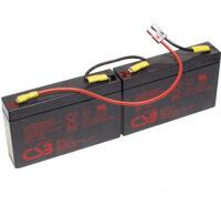 RBATT18 Replacement Batteries for APC UPS #18