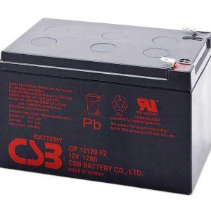 RBATT4 Replacement Batteries for APC UPS #4