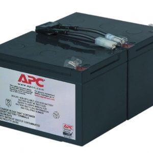 APC RBC6 Replacement UPS Battery