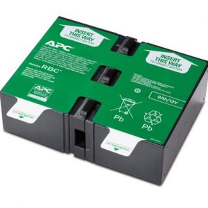 APCRBC124 Replacement Battery Kit